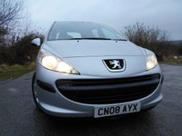 2008 PEUGEOT 207 SW 1.4 **LOW MILEAGE**LOVELY CONDITION**SUPERB ECONOMY** £2995.00