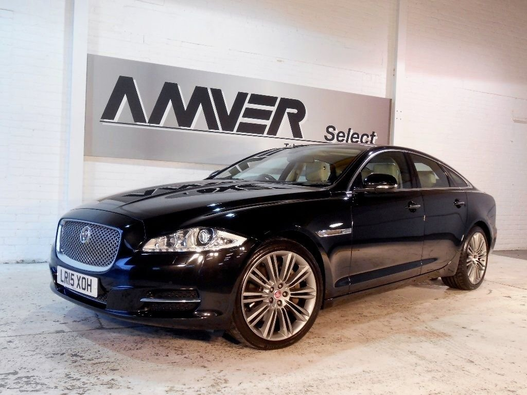 USED 2015 JAGUAR XJ 3.0 TD Portfolio (SWB) 4dr (start/stop) **THIS CAR IS NOW SOLD**