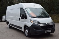 USED 2015 64 CITROEN RELAY 2.2 35 L3H2  HDI  129 BHP