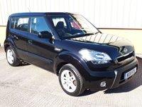 2011 KIA SOUL 1.6 2 5d 125 BHP £4795.00