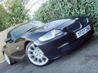 USED 2007 07 BMW Z4 2.0 Z4 SPORT ROADSTER 2d 148 BHP