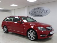 2011 MERCEDES-BENZ C CLASS 2.1 C220 CDI BLUEEFFICIENCY SPORT 5d 168 BHP £11290.00