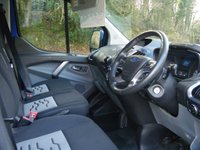 USED 2015 64 FORD TRANSIT CUSTOM 2.2 270 LIMITED LR P/V 1d 124 BHP