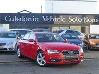 2012 AUDI A4 2.0 TDI SE TECHNIK 4d 141 BHP £9488.00