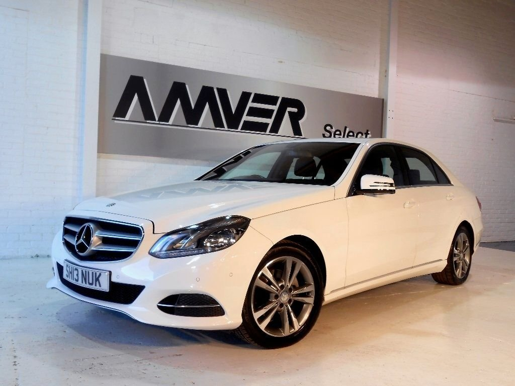 USED 2013 13 MERCEDES-BENZ E CLASS 2.1 E220 CDI SE 7G-Tronic Plus 4dr **THIS CAR IS NOW SOLD**