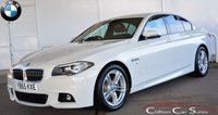 USED 2015 65 BMW 5 SERIES 520d M-SPORT SALOON AUTO 190 BHP Finance? No deposit required and decision in minutes.
