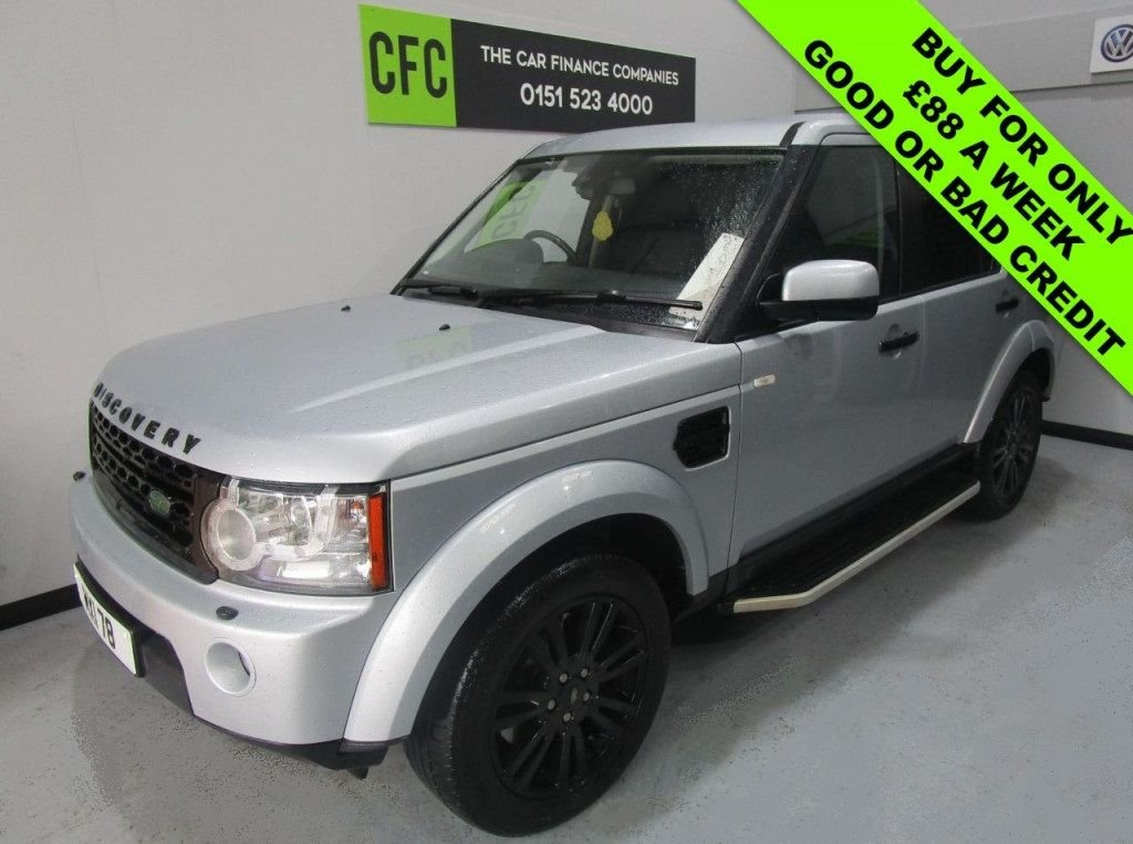 2009 Land Rover Discovery 4 Tdv6 Hse £16,990