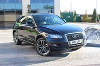USED 2010 10 AUDI Q5 2.0 TDI QUATTRO SE 5d AUTO  S/H + T/BELT - NAV - H/LEATHER