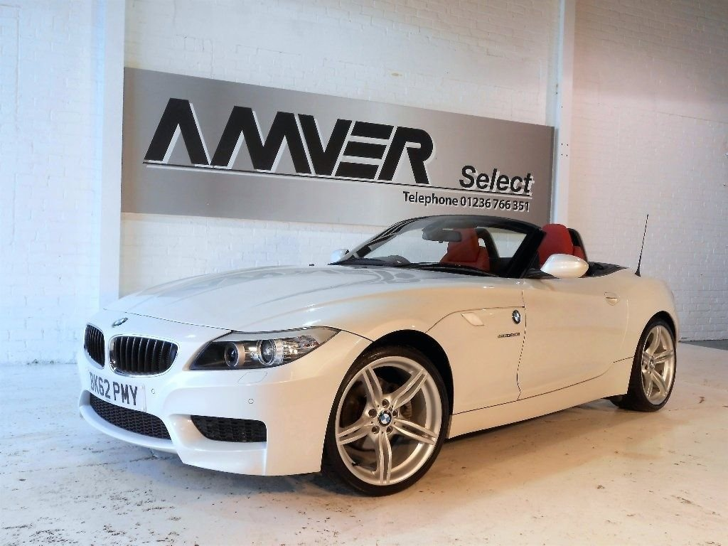 USED 2012 BMW Z4 2.0 20i M Sport sDrive 2dr **THIS CAR IS NOW SOLD**