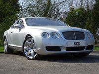 USED 2006 BENTLEY CONTINENTAL 6.0 GT 2d mulliner **BEAUTIFUL EXAMPLE**