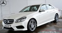 USED 2015 64 MERCEDES-BENZ E CLASS E250CDi AMG LINE SALOON AUTO 201 BHP Finance? No deposit required and decision in minutes.