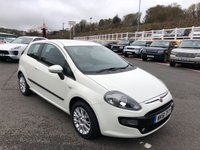 2011 FIAT PUNTO EVO 1.2 MYLIFE 3d 68 BHP £3650.00