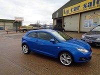 2011 SEAT IBIZA 1.6 SPORT CR TDI 3d 103 BHP £4495.00