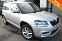 USED 2015 64 SKODA YETI 2.0 SE TDI CR 5d 109 BHP VIEW AND RESERVE ONLINE OR CALL 01527-853940 FOR MORE INFO.