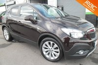 USED 2014 64 VAUXHALL MOKKA 1.6 SE S/S 5d 113 BHP VIEW AND RESERVE ONLINE OR CALL 01527-853940 FOR MORE INFO.
