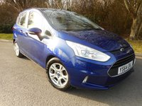 USED 2015 64 FORD B-MAX 1.6 ZETEC 5d AUTO 104 BHP * 1 Owner From New*