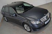 2011 MERCEDES-BENZ C CLASS 2.1 C200 CDI BLUEEFFICIENCY EXECUTIVE SE 5d AUTO 136 BHP £8000.00