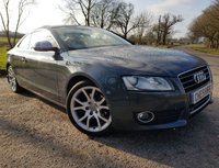 USED 2009 58 AUDI A5 1.8 TFSI SPORT 2d HALF LEATHER & EXTRAS