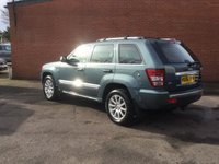 USED 2006 56 JEEP GRAND CHEROKEE 3.0 V6 CRD OVERLAND 5d AUTO 215 BHP