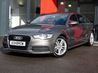 USED 2013 62 AUDI A6 SALOON 3.0 TDI S LINE 4d 205 S/S OVER £3000 OF OPTIONAL EXTRAS, UPGRADE MMI SAT NAV PLUS WITH MMI TOUCH JUKEBOX & LARGER SCREEN, UPGRADE DAB RADIO, UPGRADE PARKING SYSTEM PLUS WITH PARK ASSIST (AUTOMATIC STEERING), UPGRADE AUDI MUSIC INTERFACE FOR IPOD/USB DEVICES (AMI), UPGRADE LEATHER FRONT ARM REST, UPGRADE DIS IN COLOUR, BLUETOOTH PHONE & MUSIC STREAMING, WIRELESS LAN CONNECTION (WLAN), FRONT & REAR PARKING SENSORS WITH DISPLAY, LED XENON LIGHTS, FULL BLACK LEATHER, CRUISE, AUTO LIGHTS & WIPERS, GOOD SERVICE HISTORY