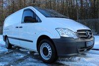 2011 MERCEDES-BENZ VITO 2.1 110 CDI 1d 95 BHP £7500.00