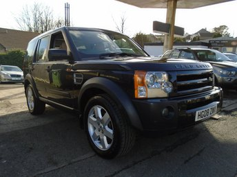 2008 LAND ROVER DISCOVERY 2.7 3 TDV6 HSE 5d AUTO 188 BHP £9995.00