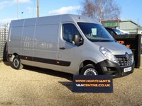 USED 2016 66 RENAULT MASTER VAN 2.3 LM35 BUSINESS DCI S/R P/V 5d 125 BHP