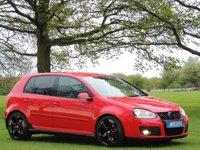 2008 VOLKSWAGEN GOLF 2.0 GTI 5d AUTO 197 BHP £5990.00