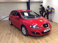 2009 SEAT LEON 1.9 SE TDI 5d 103 BHP £3995.00