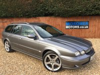 USED 2006 56 JAGUAR X-TYPE 2.2 SPORT 5d 152 BHP