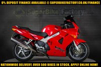 USED 2002 02 HONDA VFR800F 800CC 0% DEPOSIT FINANCE AVAILABLE GOOD & BAD CREDIT ACCEPTED, OVER 500+ BIKES IN STOCK