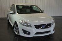 2011 VOLVO C30 1.6 D2 R-DESIGN 3d 113 BHP £7495.00