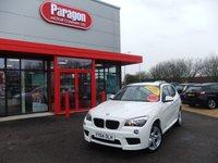 2014 BMW X1 2.0 SDRIVE18D M SPORT 5d AUTO 141 BHP £15395.00