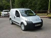 USED 2012 12 CITROEN NEMO 660 LX HDI Bluetooth, Side Loading Door