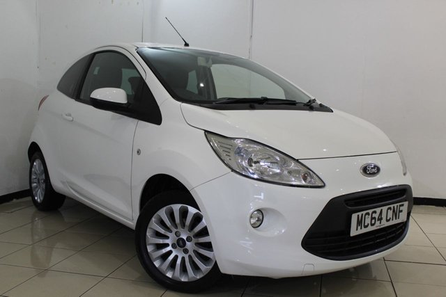 View our 2015 64 FORD KA 1.2 ZETEC 3DR 69 BHP