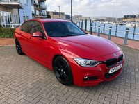 USED 2013 13 BMW 3 SERIES 2.0 320I M SPORT 4d 181 BHP GREAT SPEC! LOW MILES!