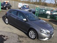 USED 2014 14 MERCEDES-BENZ A CLASS 1.5 A180 CDI ECO SE 5d 109BHP 0 ROAD TAX+1OWNER+FSH4STAMPS+
