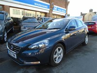 2013 VOLVO V40 2.0 D3 SE 5d AUTO 148 BHP £9294.00