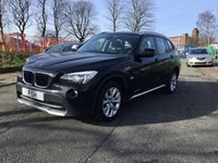 USED 2010 60 BMW X1 2.0 SDRIVE20D SE 5d 174BHP 1FORMER KEEPER+2KEYS+FSH4STAMP