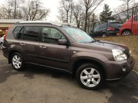 USED 2008 08 NISSAN X-TRAIL 2.0 SPORT EXPEDITION X DCI 5d 148 BHP