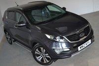 2012 KIA SPORTAGE 2.0 KX-4 CRDI 5d AUTO 181 BHP £12400.00