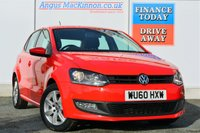 USED 2010 60 VOLKSWAGEN POLO 1.2 SE 5d Lowest Mileage Example in the UK ONE OWNER FROM NEW