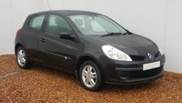 2006 RENAULT CLIO 1.1 EXTREME 16V 3d 75 BHP £1699.00