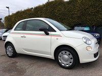 2015 FIAT 500 1.2 POP 3d LOW TAX AND INSURANCE  £5500.00