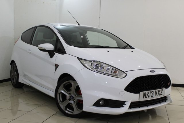 View our 2013 13 FORD FIESTA 1.6 ST-2 3DR 180 BHP