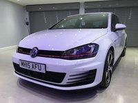 2015 VOLKSWAGEN GOLF 2.0 GTI LAUNCH 3d 218 BHP £19950.00