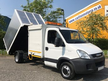 2010 IVECO-FORD DAILY  50c15 [ Arborist-Tree Surgeon Alloy Body ] Pod Tool box Low Mileage Free UK Delivery £11950.00