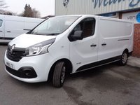 USED 2016 66 RENAULT TRAFIC 1.6 LL29 BUSINESS PLUS DCI 1d 120 BHP