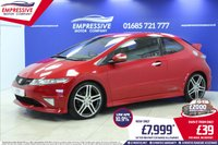 2009 HONDA CIVIC Type R GT 2.0 £7999.00