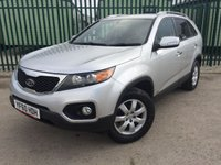 2010 KIA SORENTO 2.2 CRDI KX-2 5d 195 BHP 7 SEATER LEATHER PRIVACY PDC FSH £9490.00